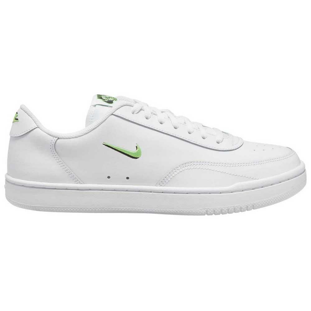 Nike Sportswear Court Vintage EU 42 White / Green Strike / Black