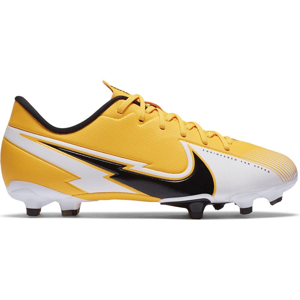 Nike Chaussures Football Mercurial Vapor Xiii Academy Fg/mg EU 38 Laser Orange / Black / White 1