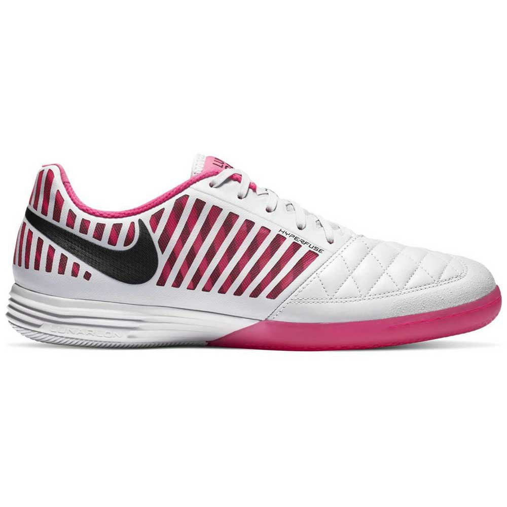 Nike Lunargato Ii Ic EU 45 Vast Grey / Black / Pink Blast