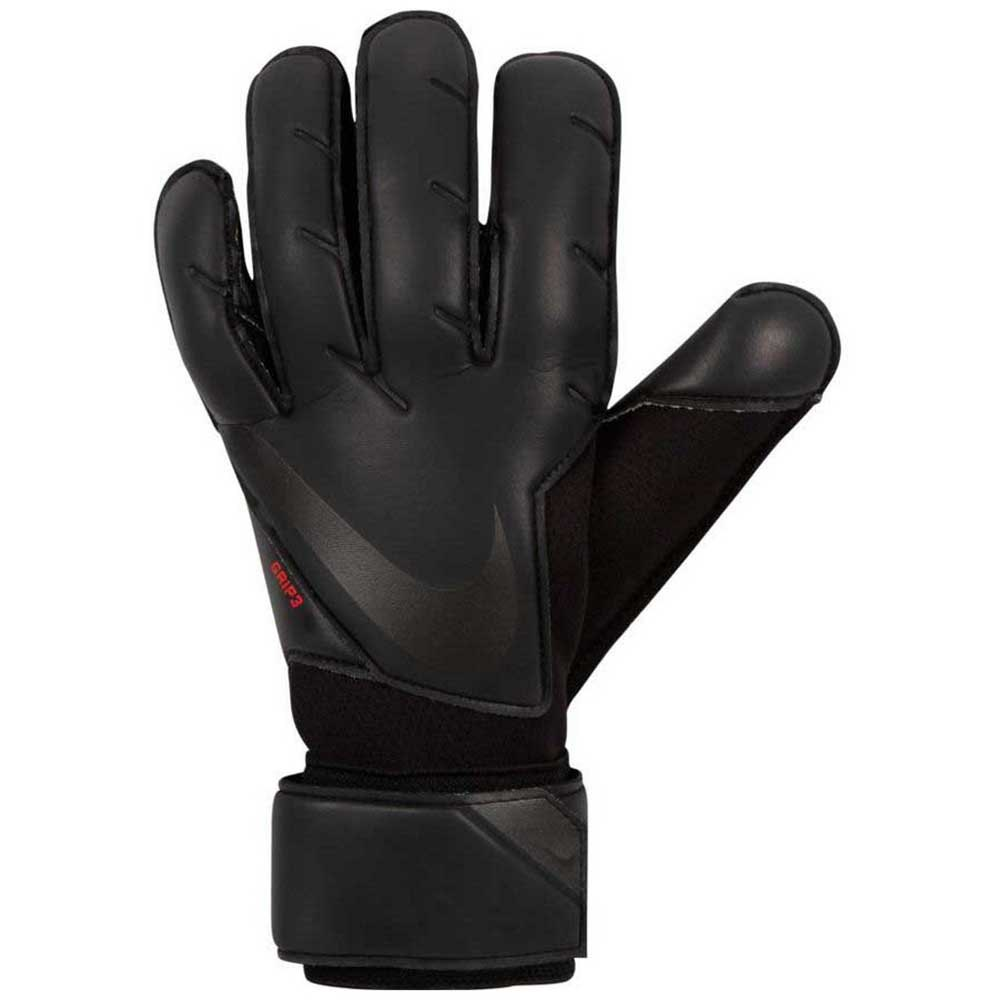Nike Grip 3 6 Black / Chile Red