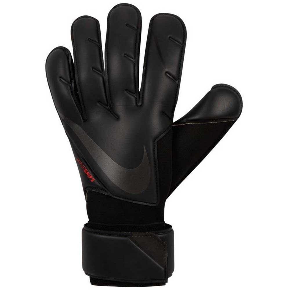Nike Vapor Grip 3 6 Black / Chile Red