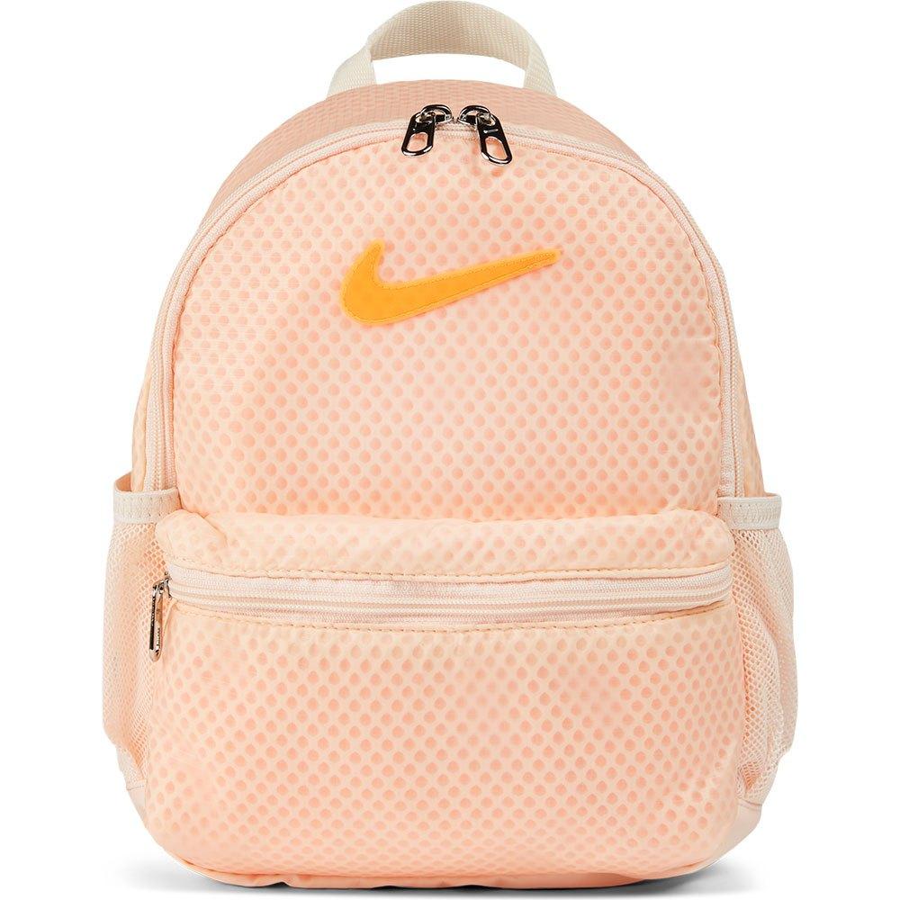 Nike Brasilia Just Do It One Size Guava Ice / Total Orange
