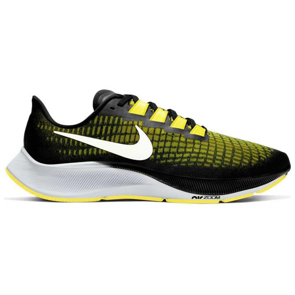 Nike Air Zoom Pegasus 37 EU 40 Black / White / Optic Yellow