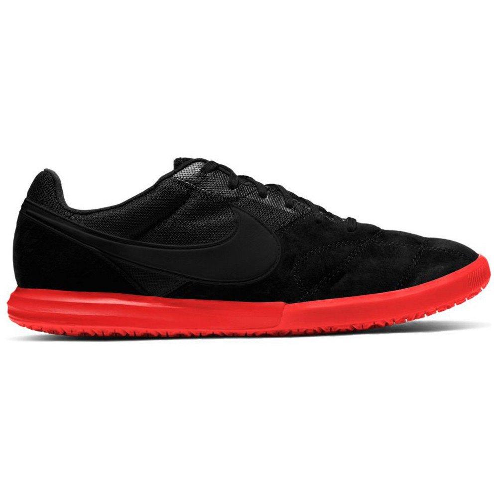 Nike The Premier Ii Sala Ic EU 45 Black / Chile Red