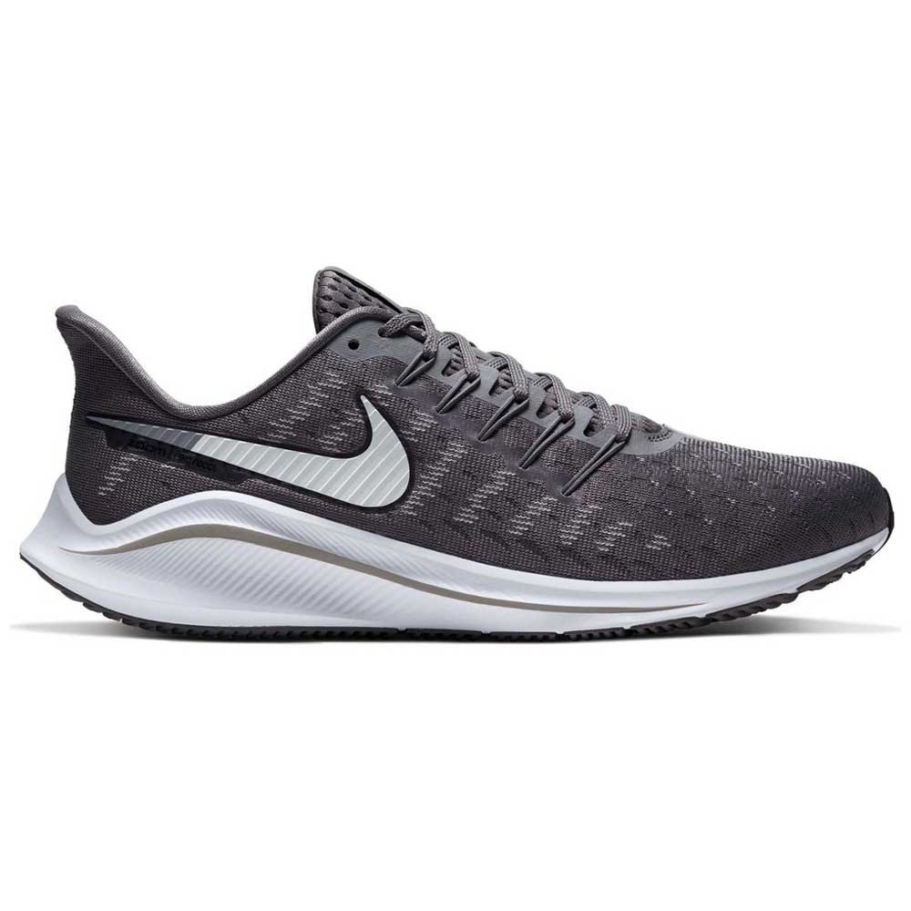 Nike Air Zoom Vomero 14 EU 43 Gunsmoke / White / Oil Grey / Atmosphere Grey
