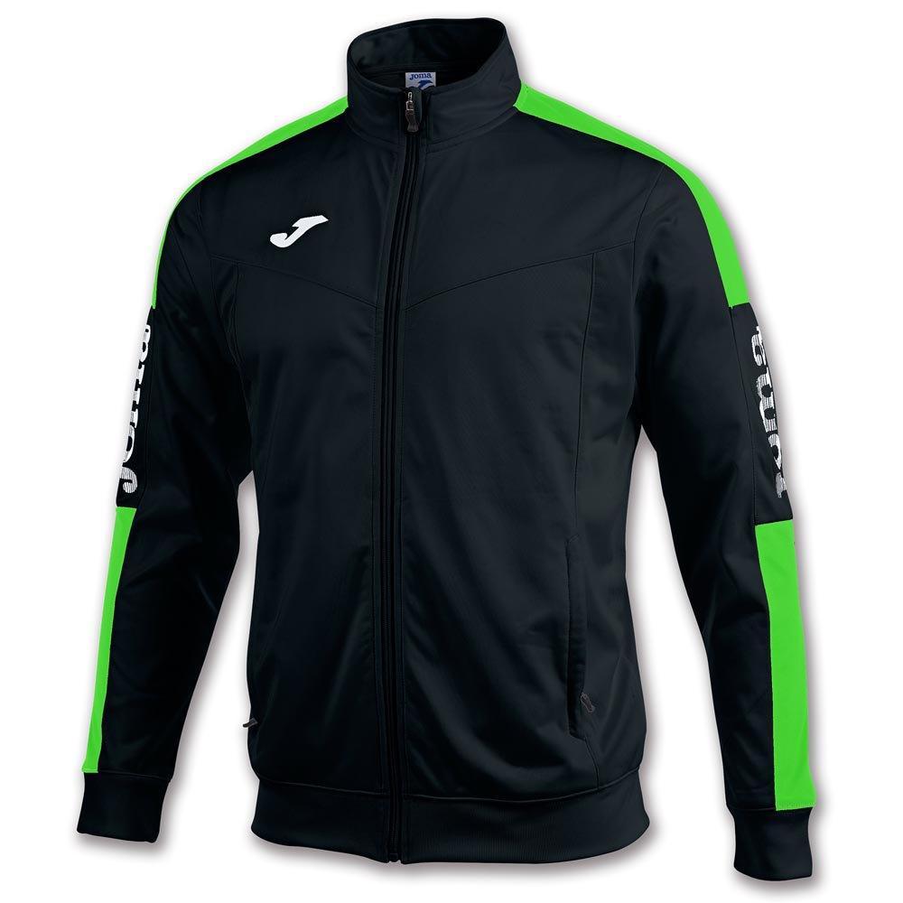 Joma Veste Championship Iv XXXL Black / Fluor Green