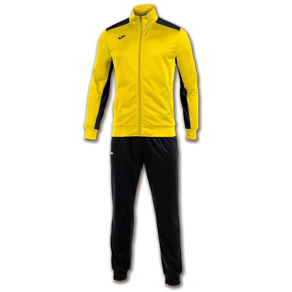 Joma Academy XXL Dark Yellow / Black
