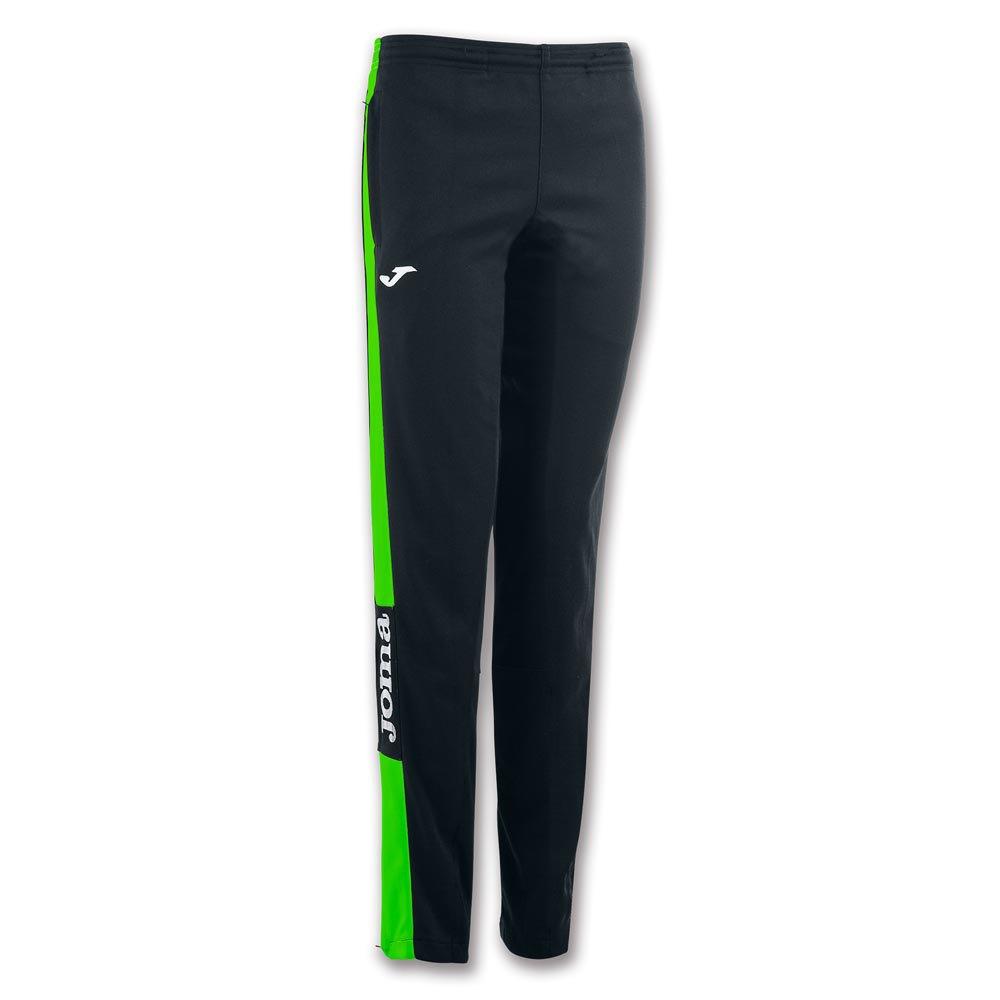 Joma Championship Vi S Black / Fluor Green