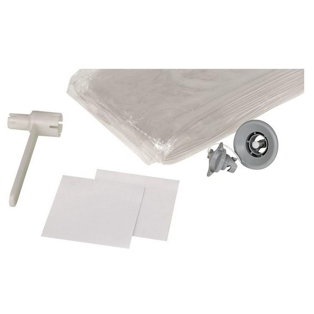 Outwell Air Repair Tube Kit 2 One Size Transparent