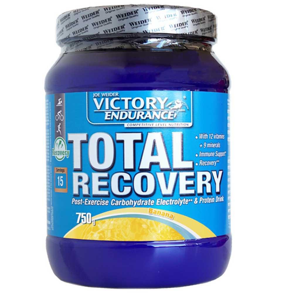 Victory Endurance Total Recovery 750gr Banana Banana