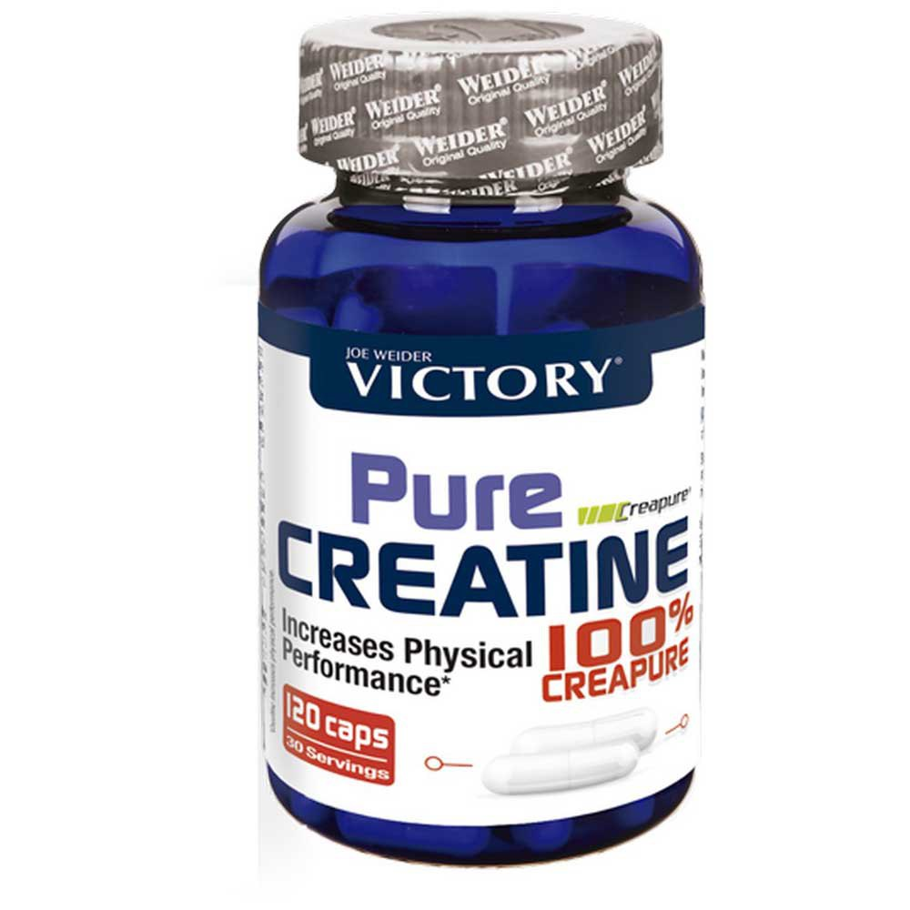Victory Endurance Pure Creatine 120 Caps Neutral Neutral