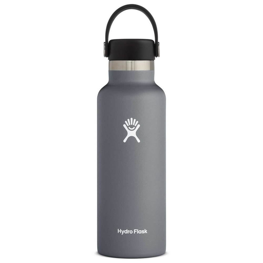 Hydro Flask Standard Mouth With Standard Flex 530ml One Size Stone