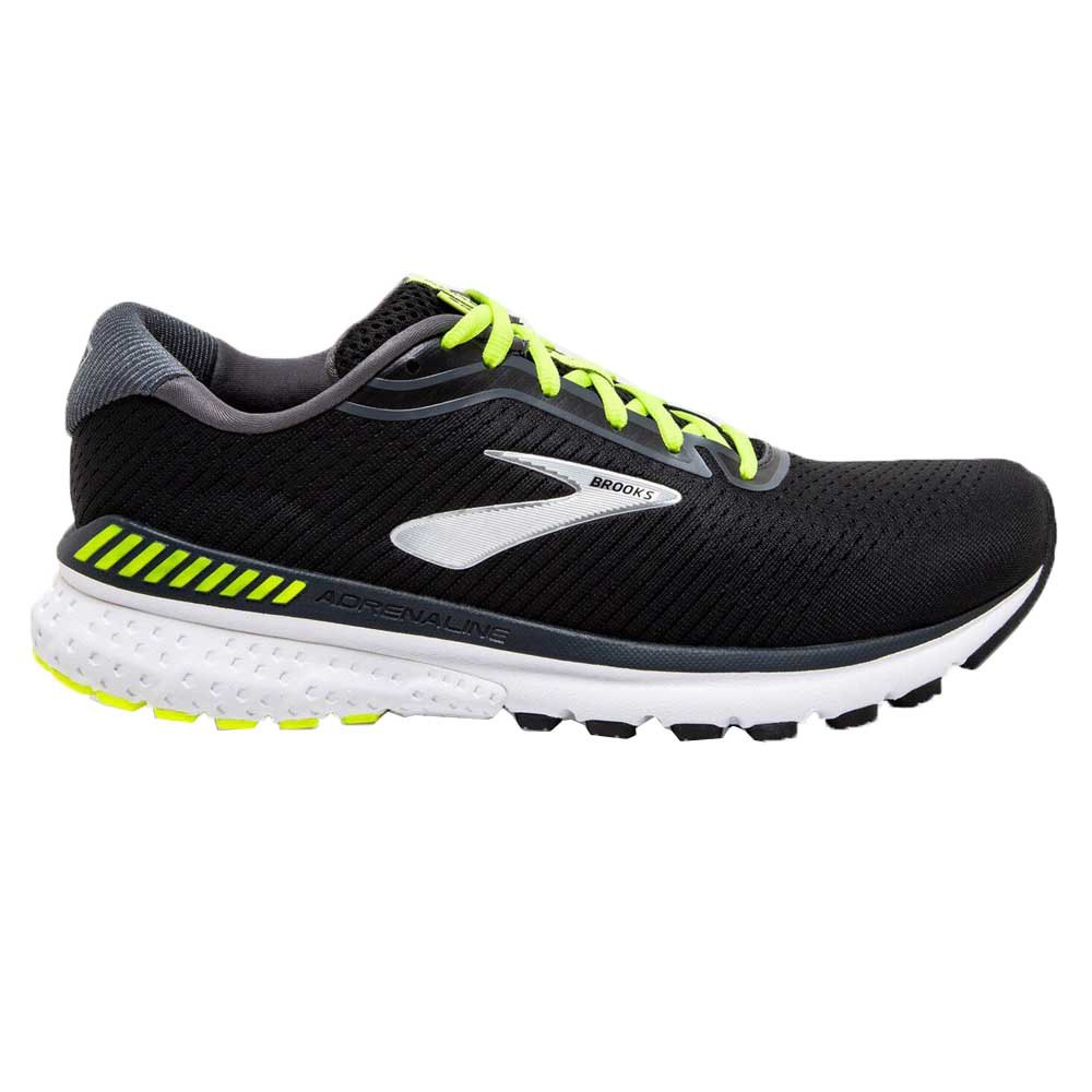 Brooks Adrenaline Gts 20 EU 42 Black / Nightlife / White