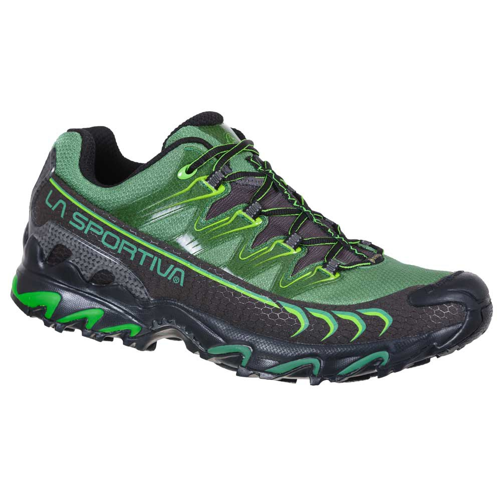 La Sportiva Ultra Raptor Gtx EU 43 1/2 Black / Grass Green