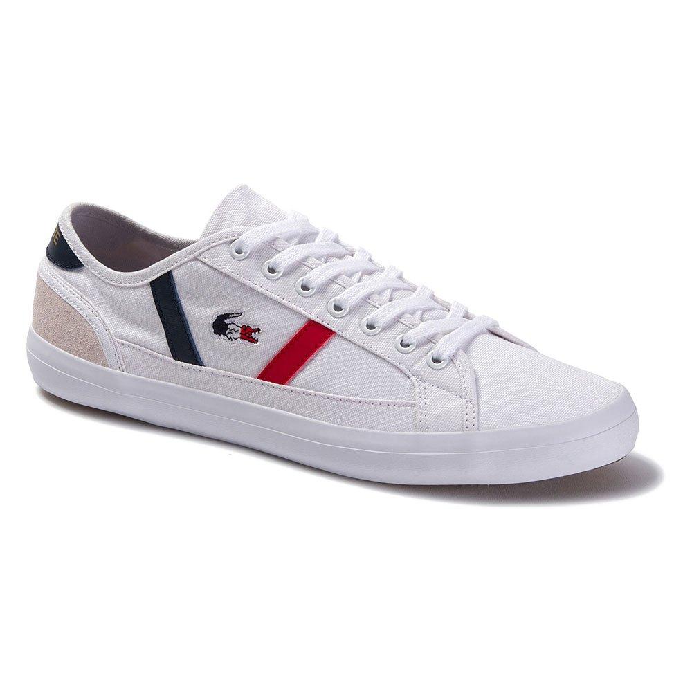 Lacoste 39cma0045 EU 45 White / Navy / Red