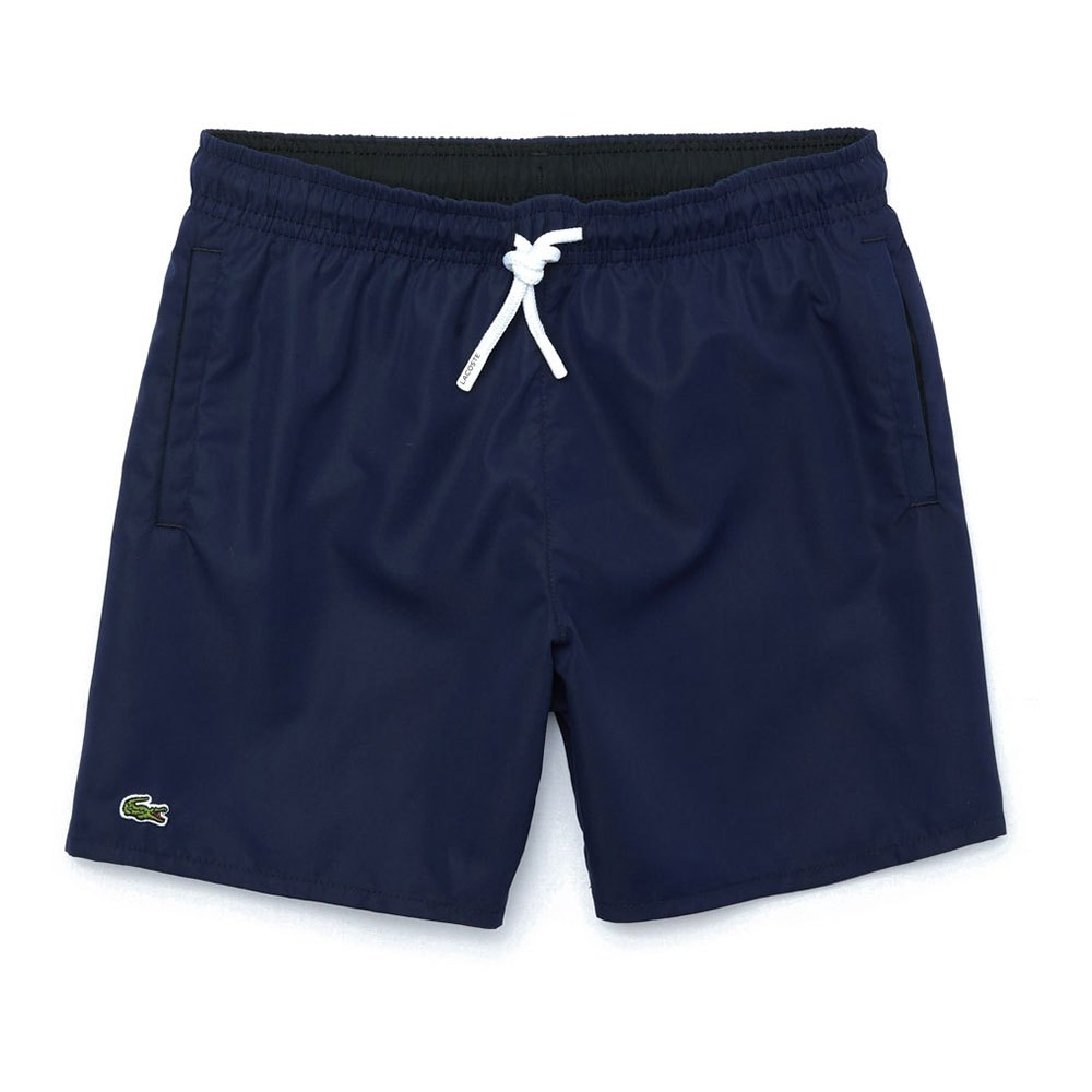 Lacoste Quick Dry Solid 4 Years Marine / Black