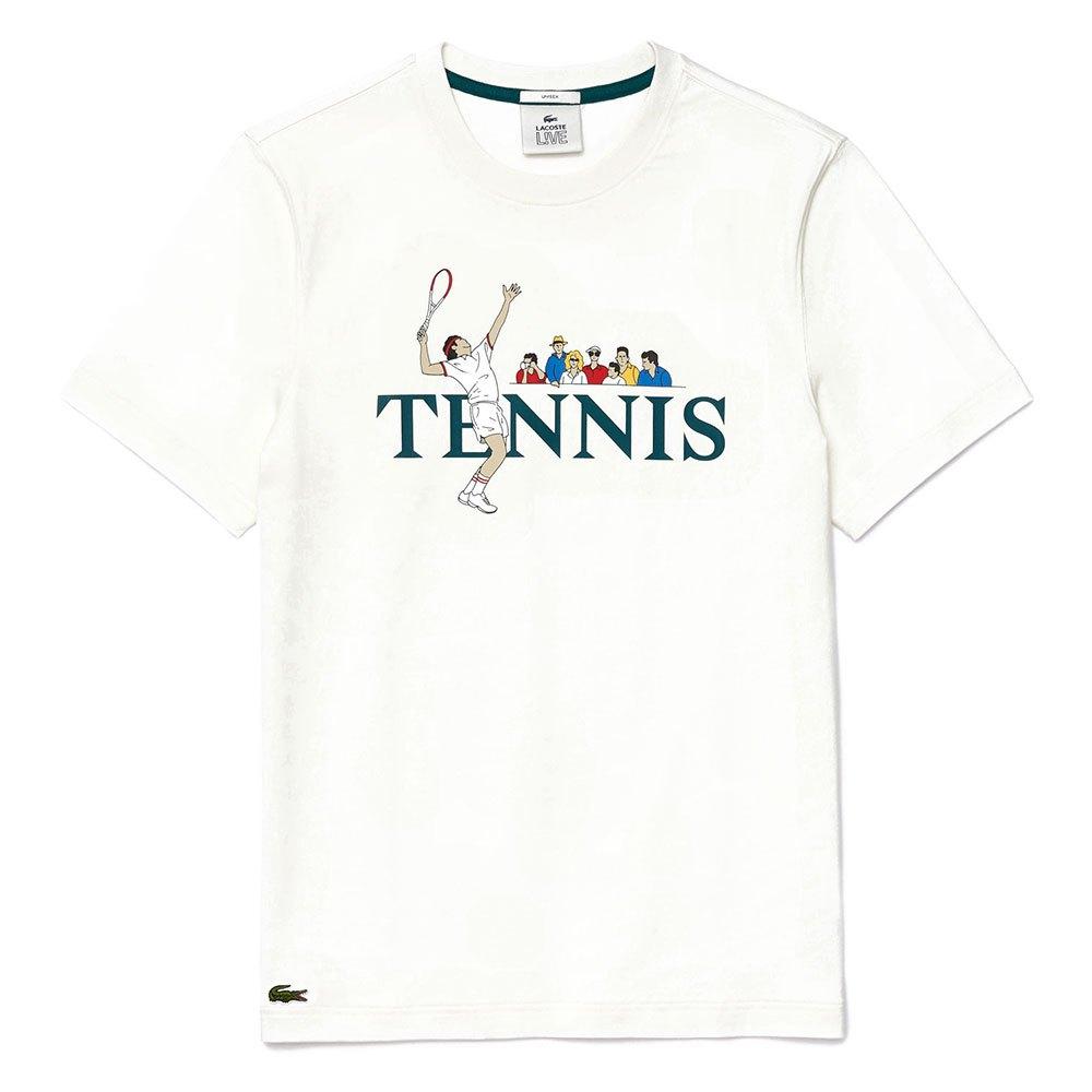 Lacoste Live Tennis Design Cotton L Fluor / Multicolor