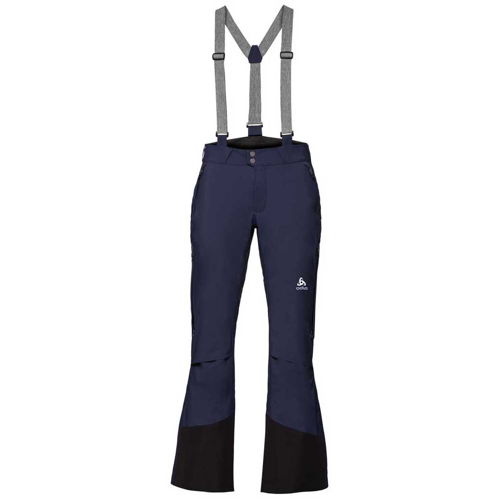 Odlo Pants Sly Logic M Diving Navy