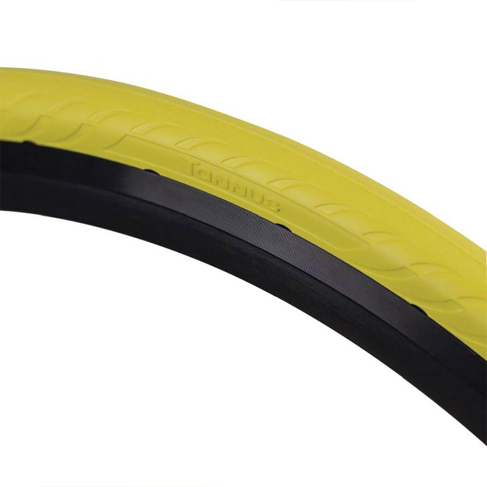 Tannus New Slick Regular 700 Tyre 700 x 25 Yellow