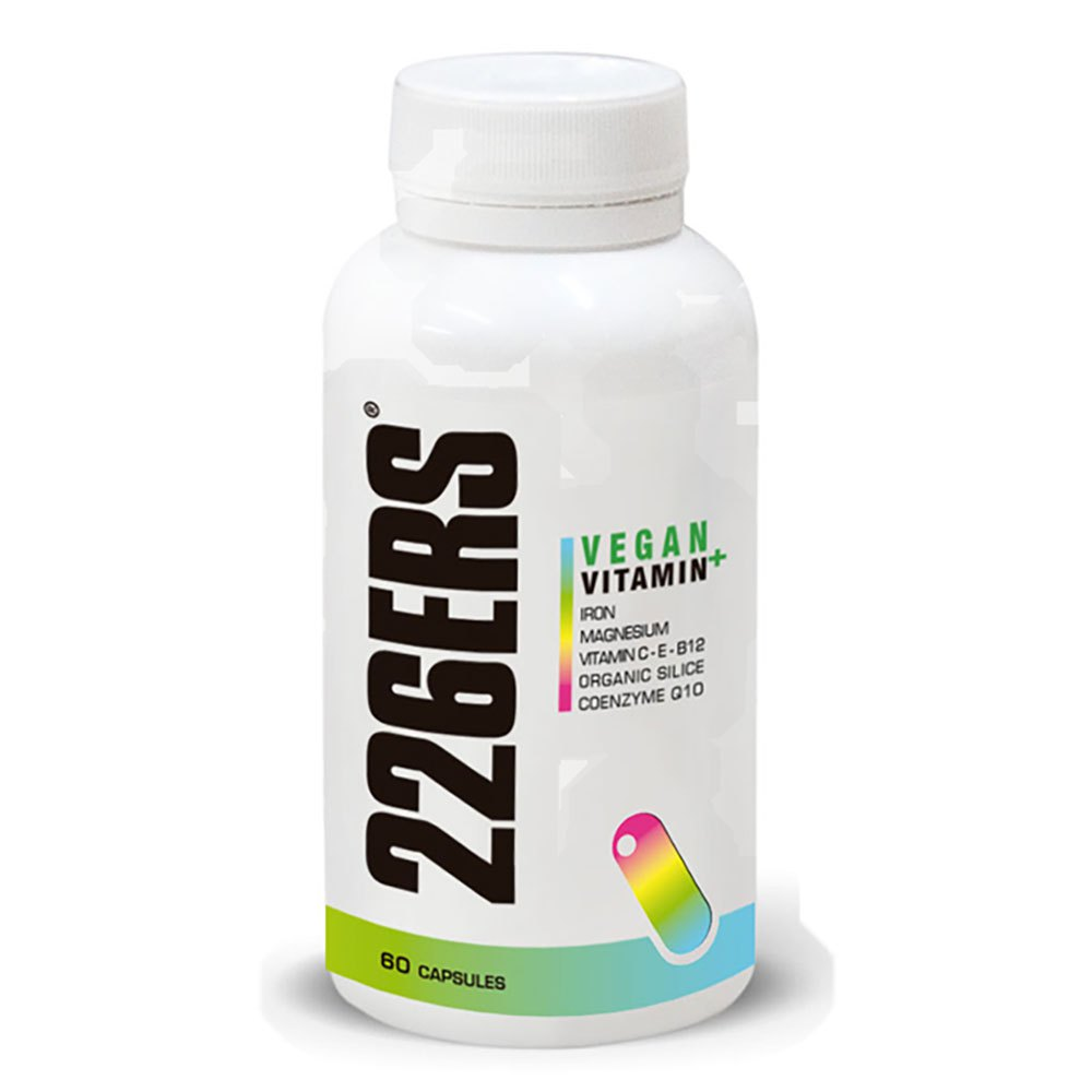 226ers Vegan Vitamin+ 51gr 60 Units Neutral