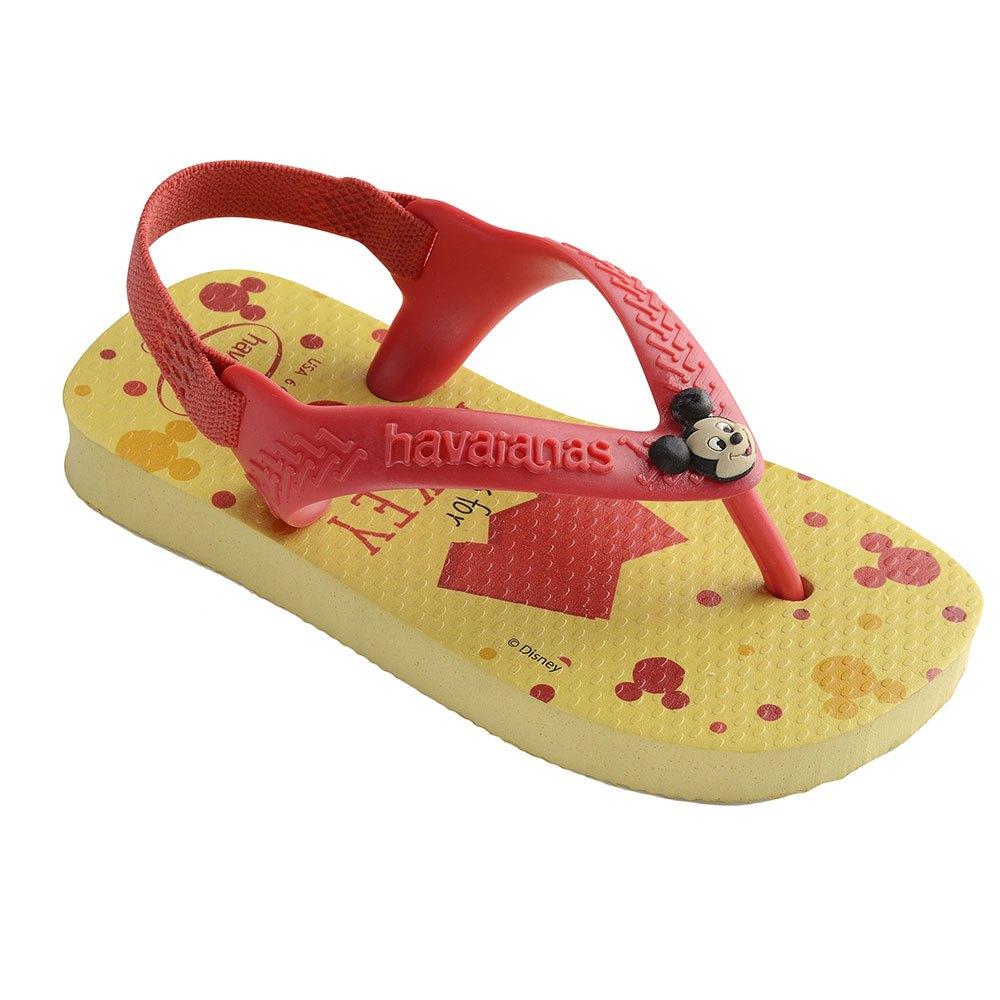 Havaianas Disney Classics Ii EU 21 Lemon Yellow