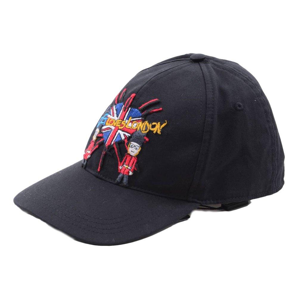 Dolce & Gabbana Rapper Hat 59 cm Black