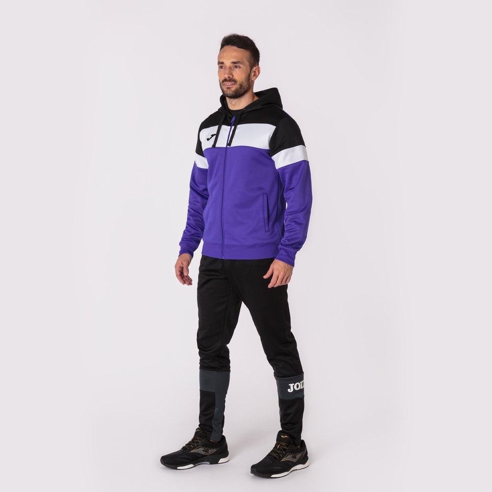 Joma Crew Iv S Purple