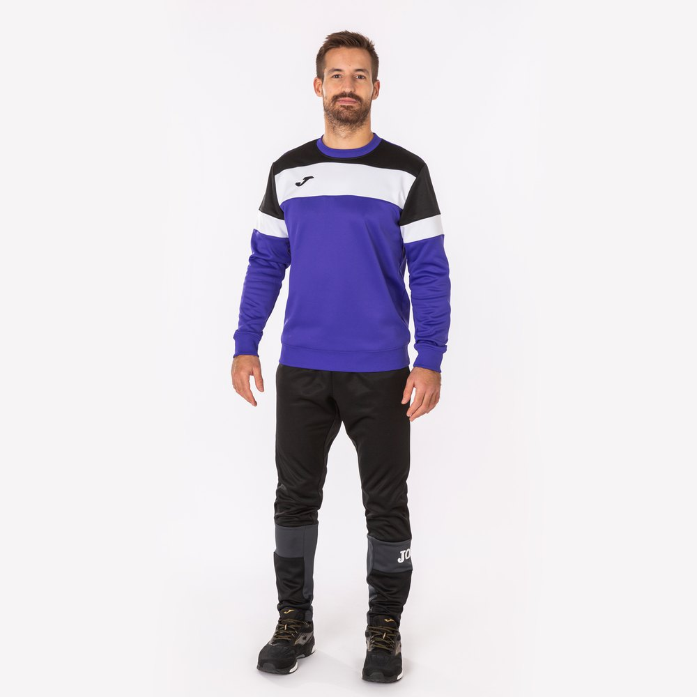 Joma Crew Iv L Purple