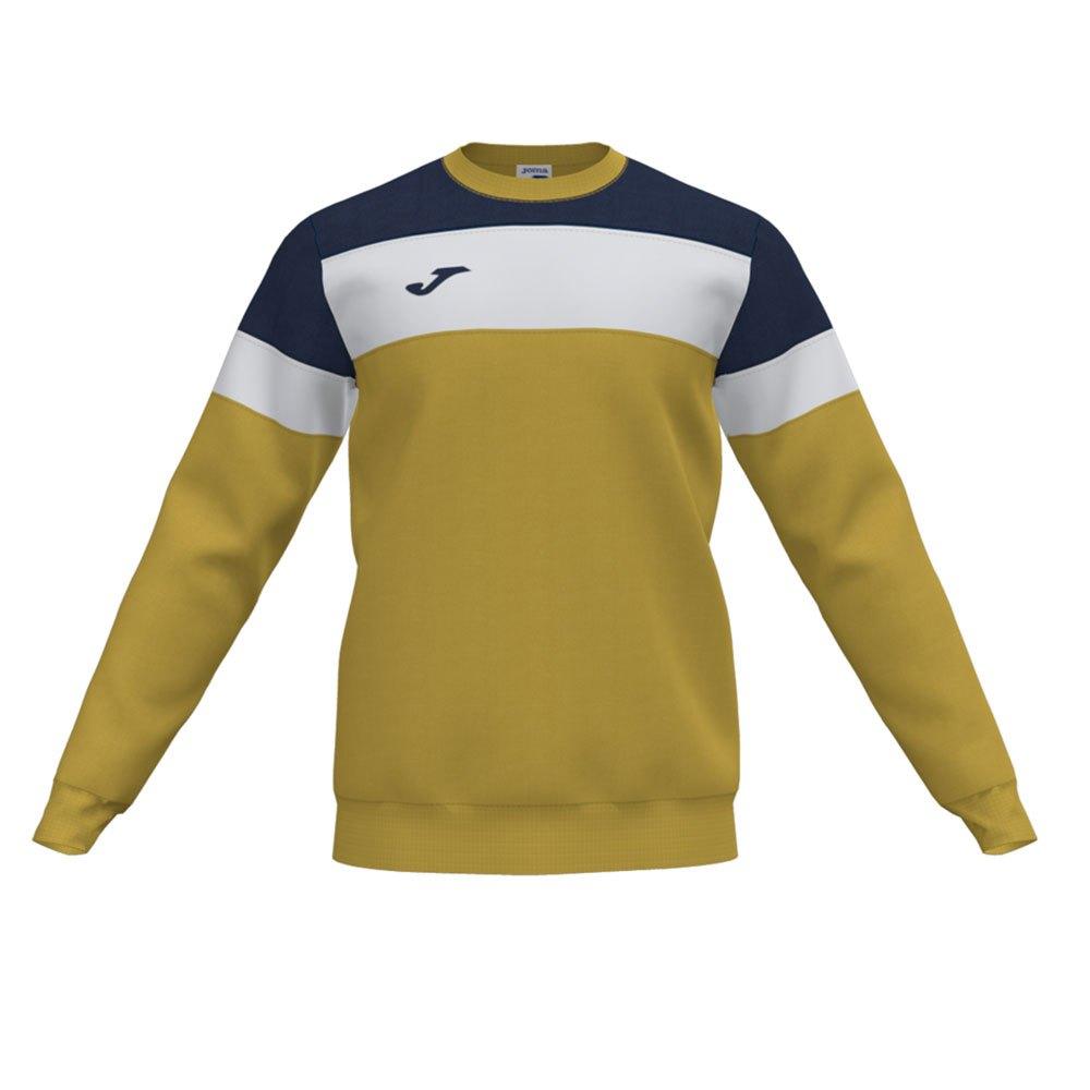 Joma Sweatshirt Crew Iv XXL Mustard