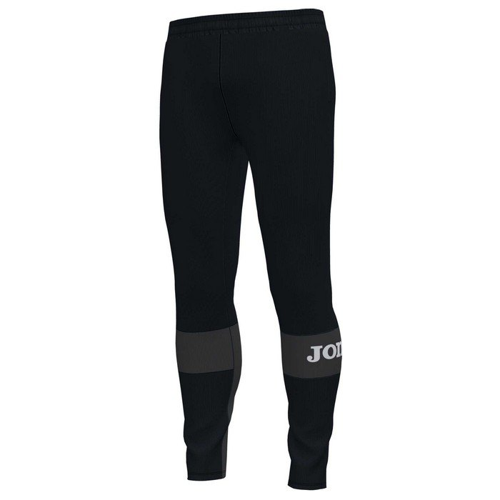 Joma Pantalon Longue Freedom XL Black / Anthracite