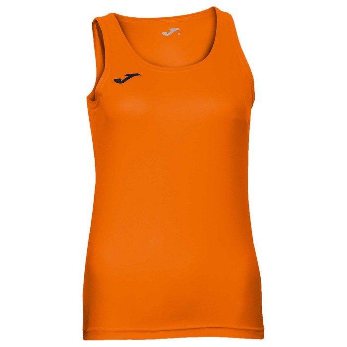 Joma T-shirt Sans Manches Diana 7-10 Years Orange
