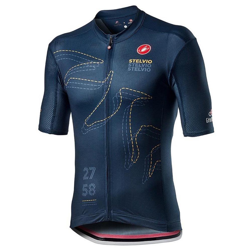 Castelli Stelvio Giro Italia 2020 XXXL Savile Blue