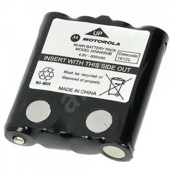 Motorola Battery Xtr446 T5 T6 T7 T8 One Size Black