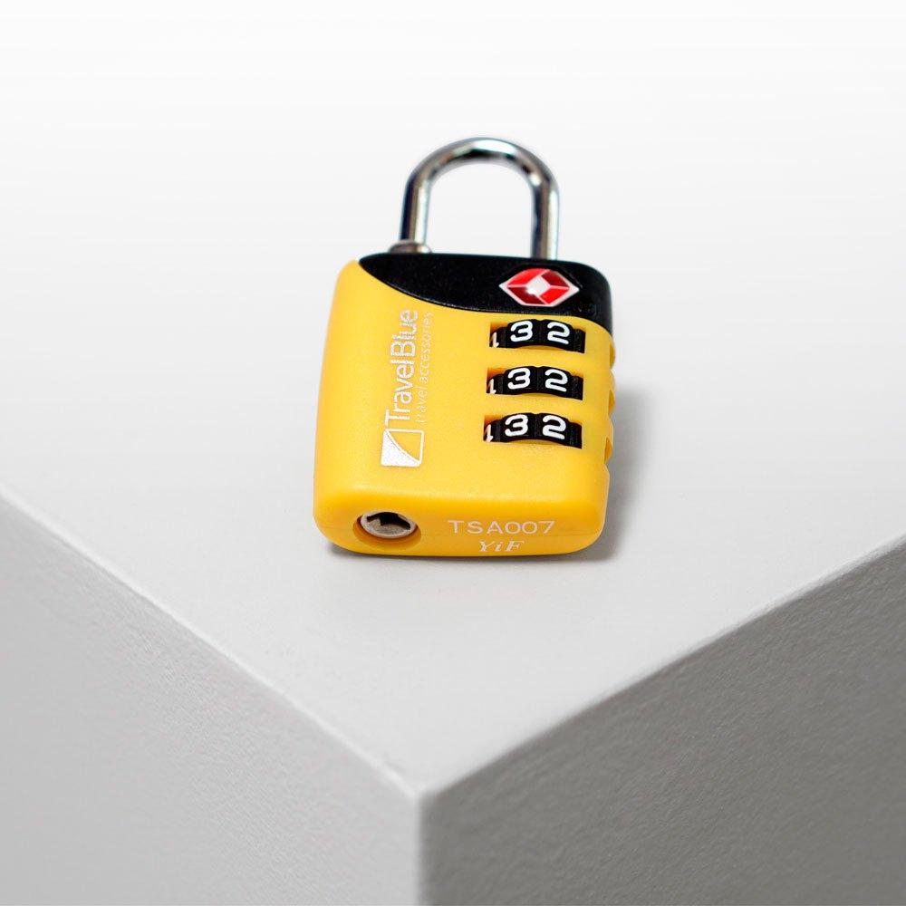 Travel Blue Tsa 3 Dial Combination Lock One Size Mix