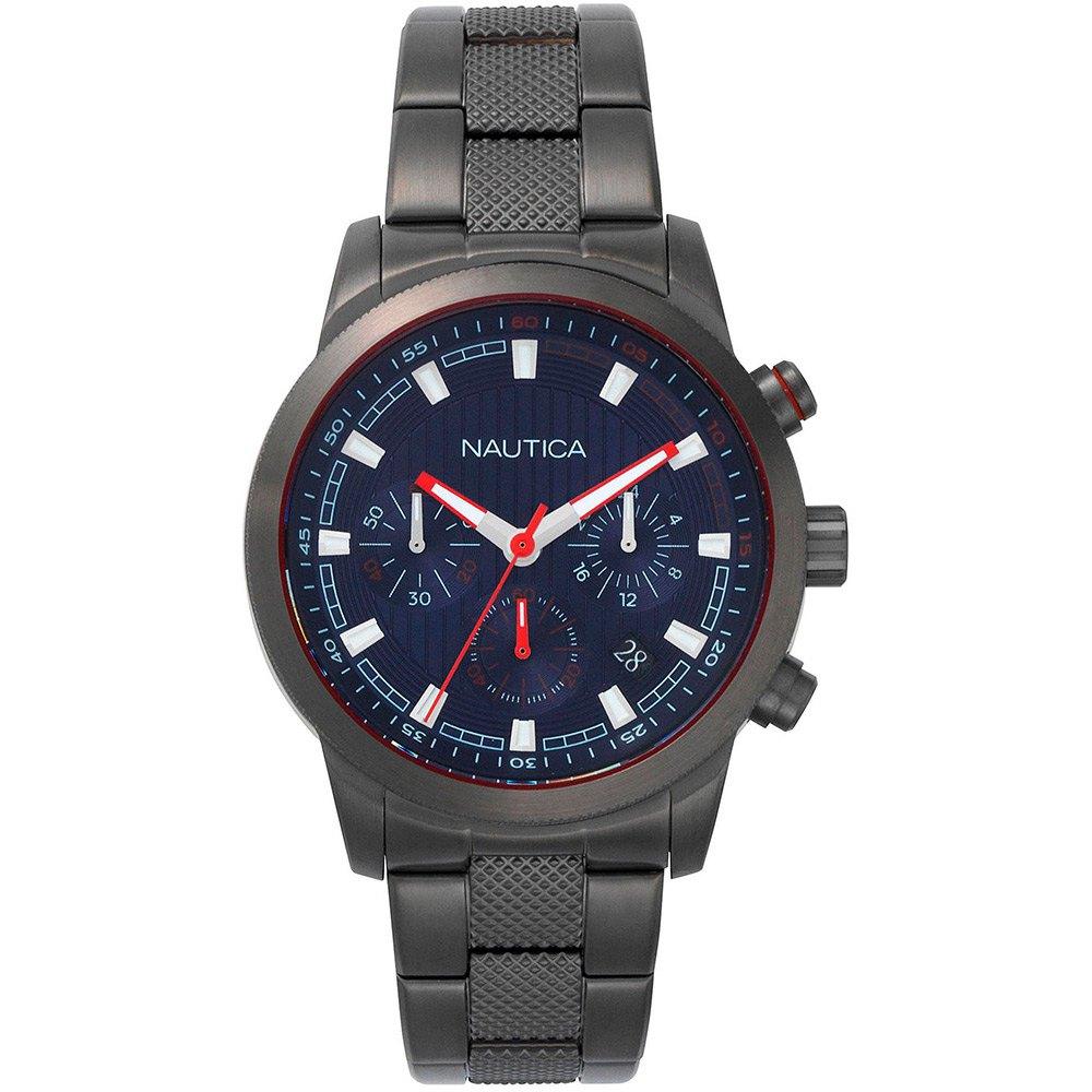 Nautica Watches Relógio Naptyr005 One Size Black - Relógios Relógio Naptyr005
