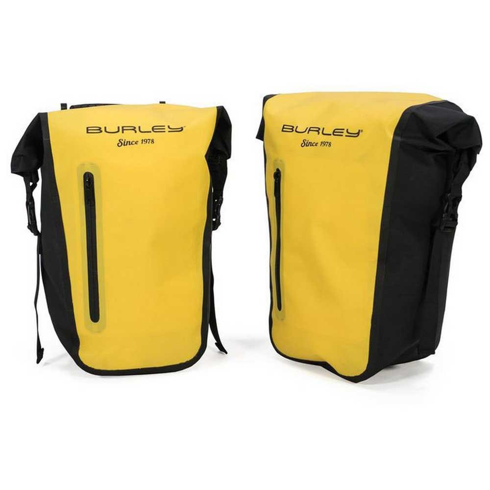 Burley Trailer Coho Panniers 22l One Size Yellow