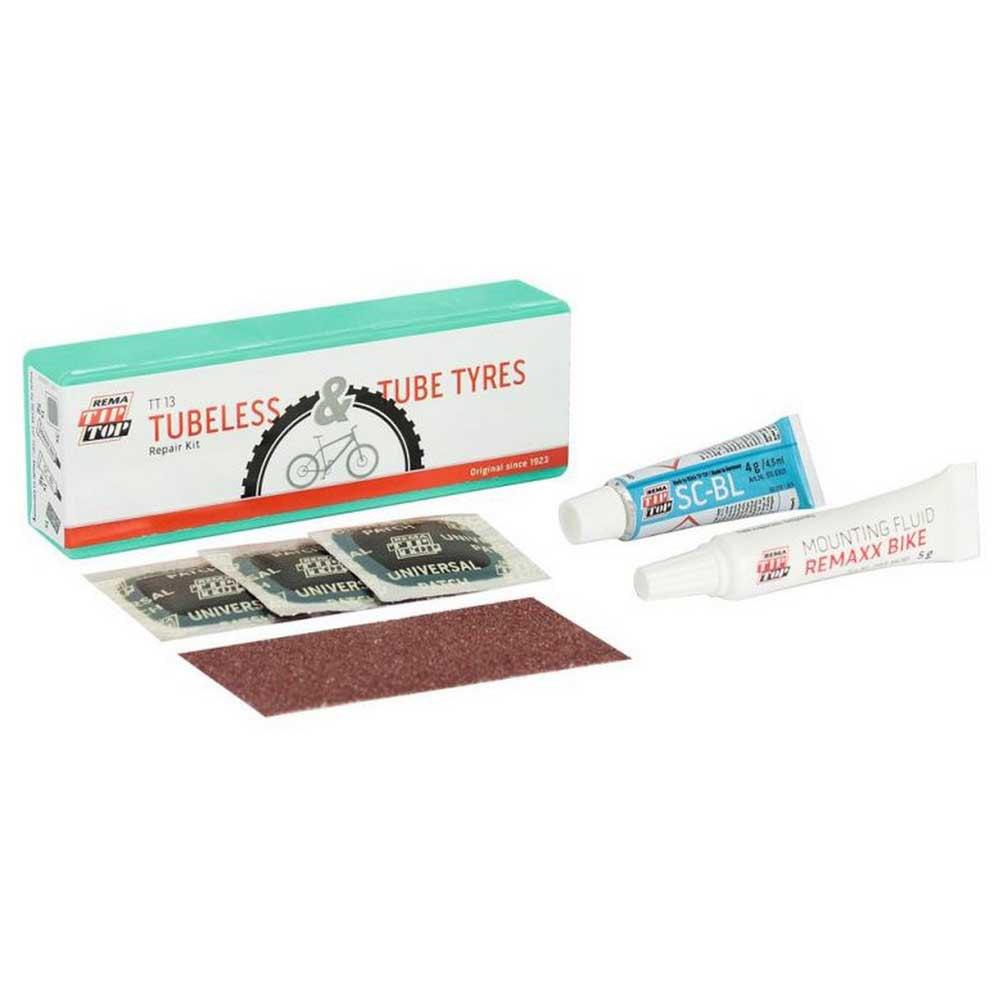 Tip Top Reparation Tubeless & Tube Tyres Repair Kit Tt13