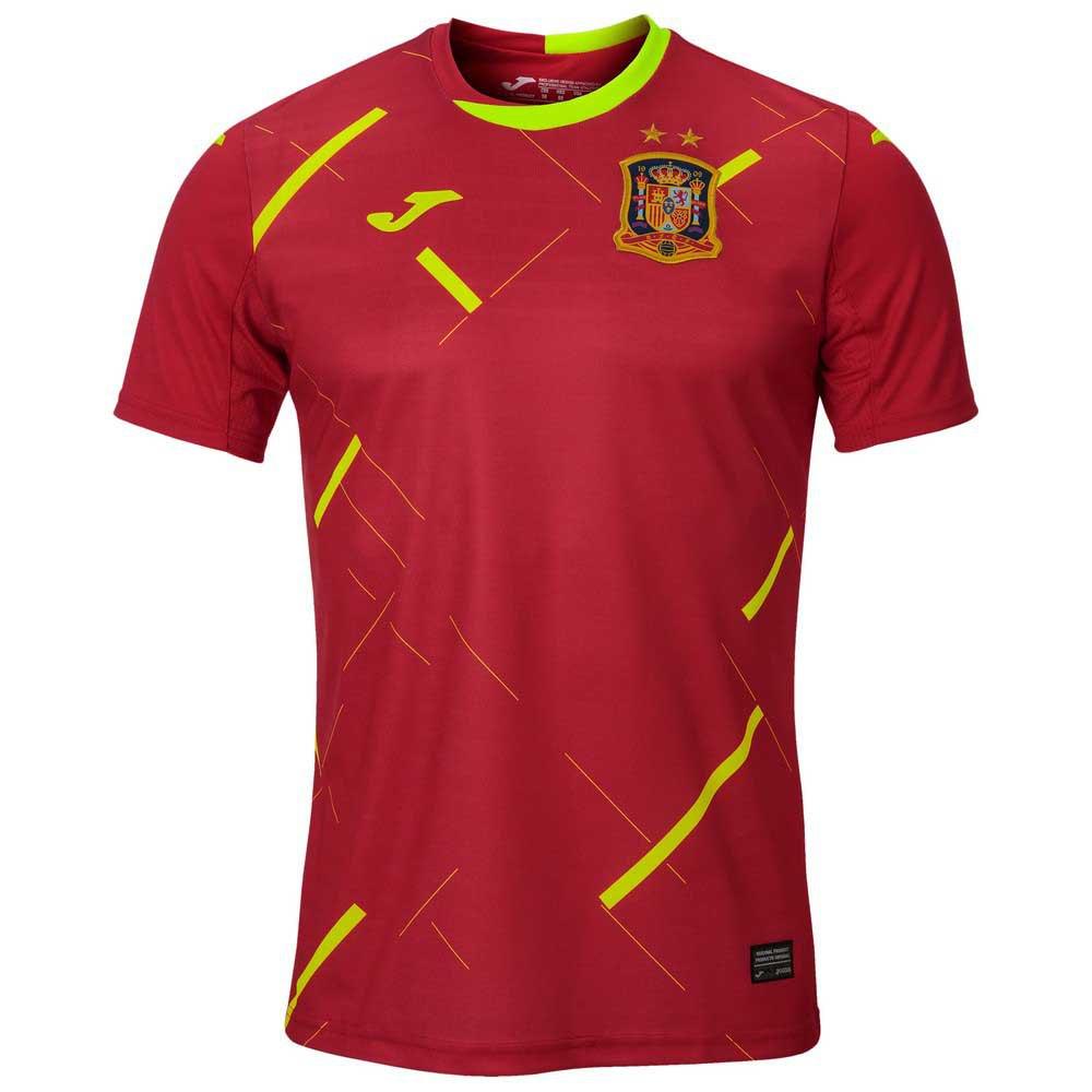 Joma T-shirt Espagne Domicile Futsal 2020 XXL Red