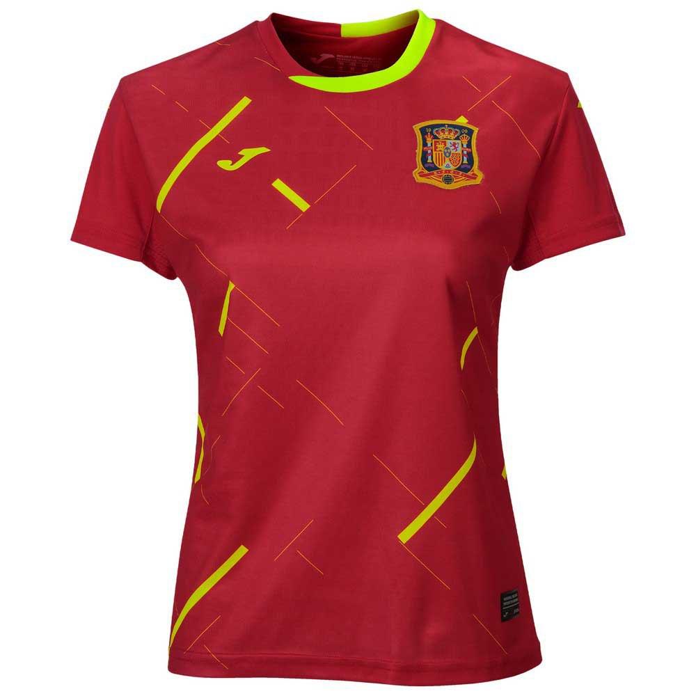 Joma Spain Home Futsal 2020 Junior 5XS Red