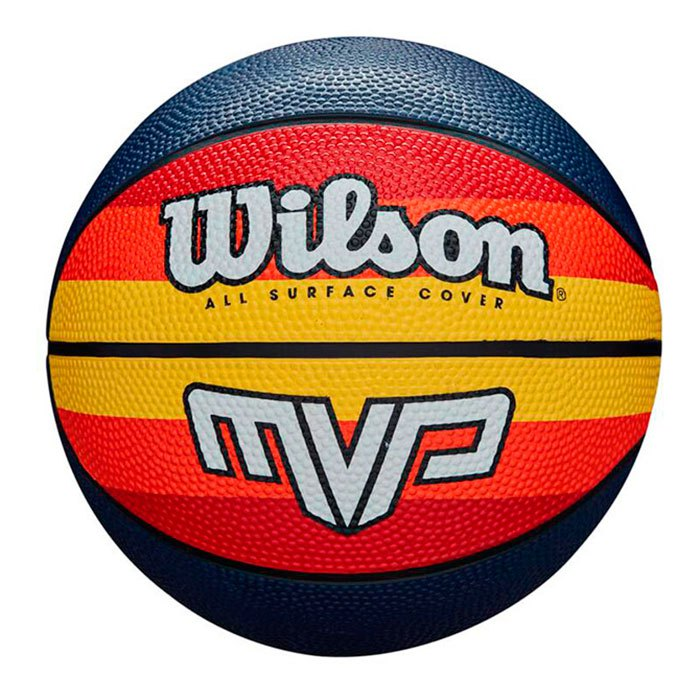 Wilson Mvp Retro 3 Orange / Yellow / Royal