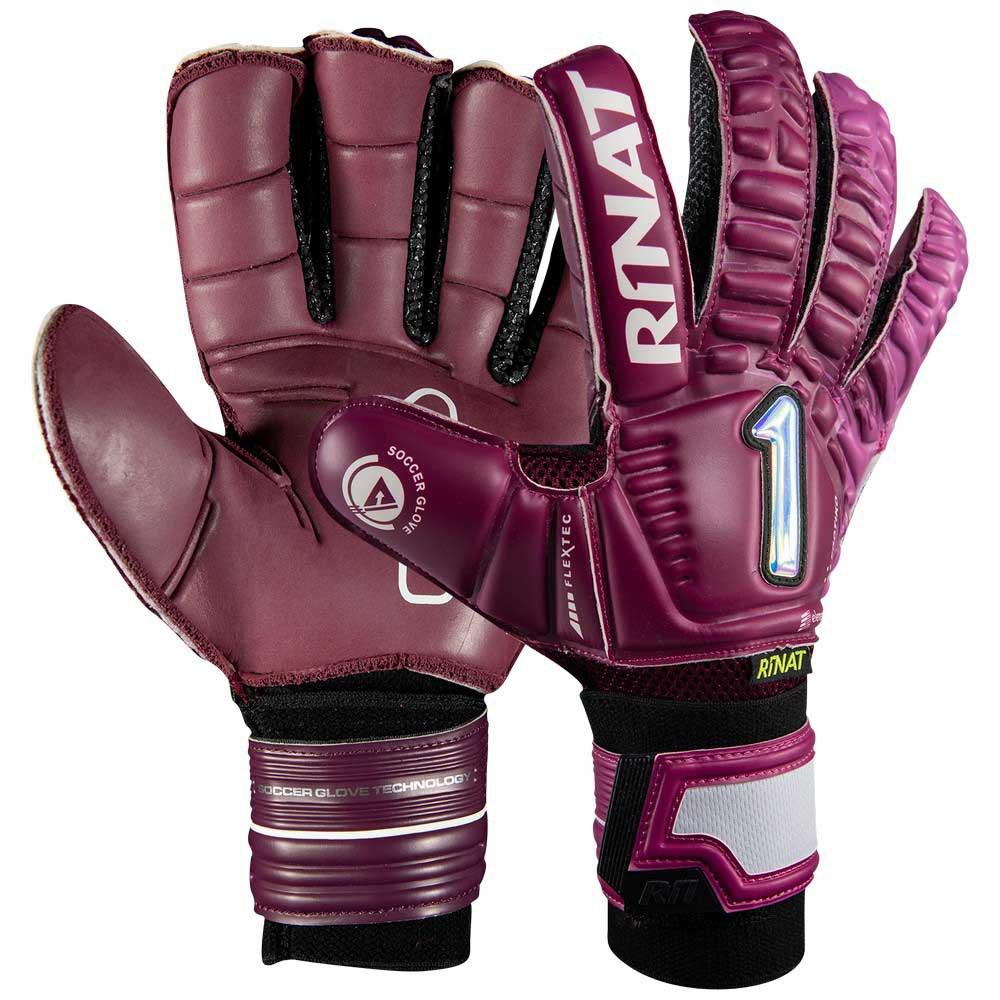 Rinat Egotiko Elemental Turf Goalkeeper Gloves 4 Maroon