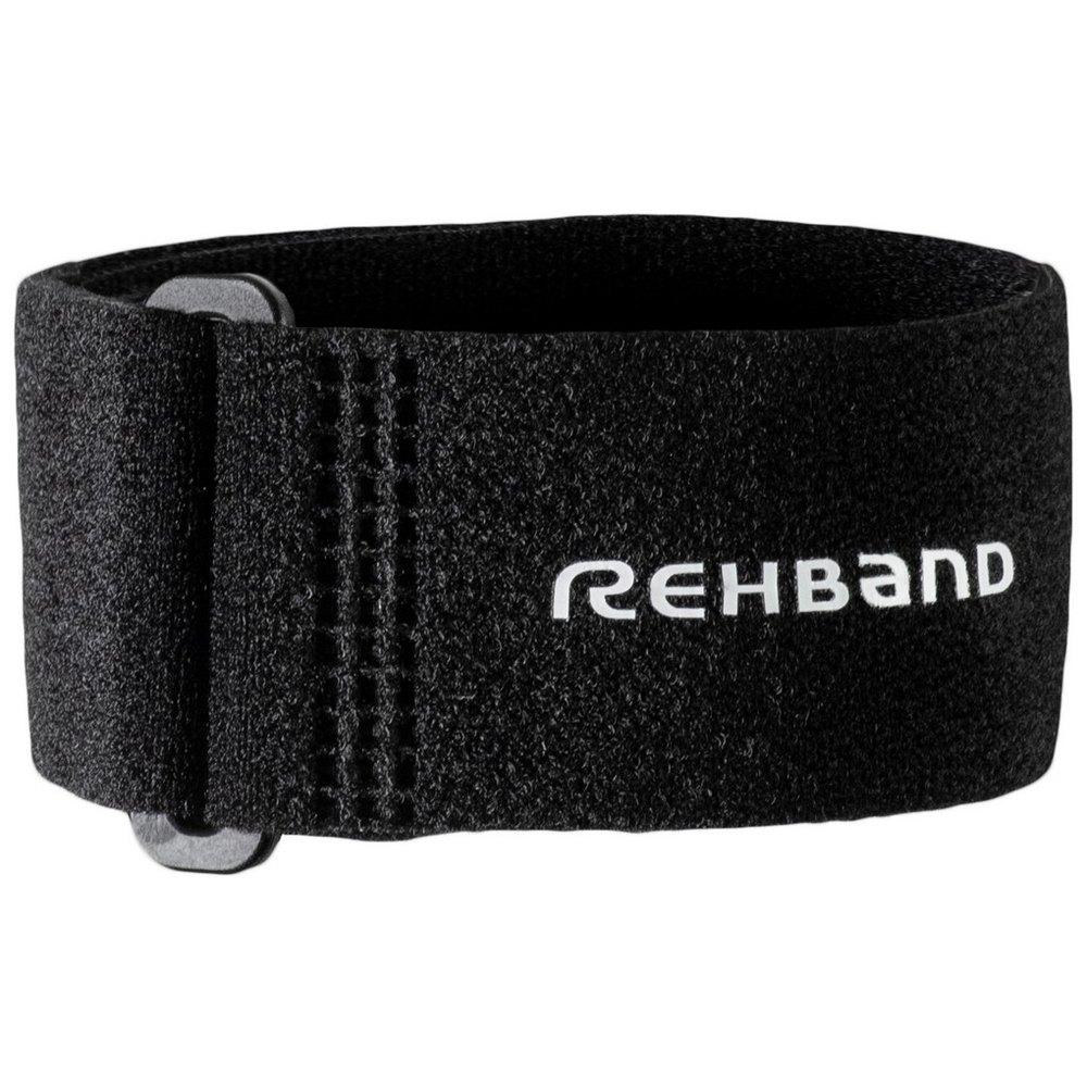 Rehband Ud Tennis Elbow Strap One Size Black
