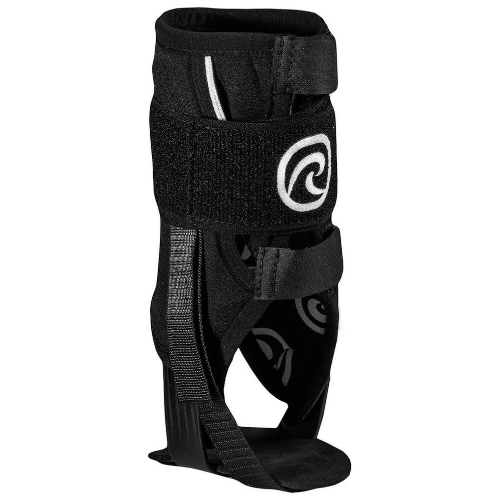 Rehband Ud Adjustable Ankle Brace M Black
