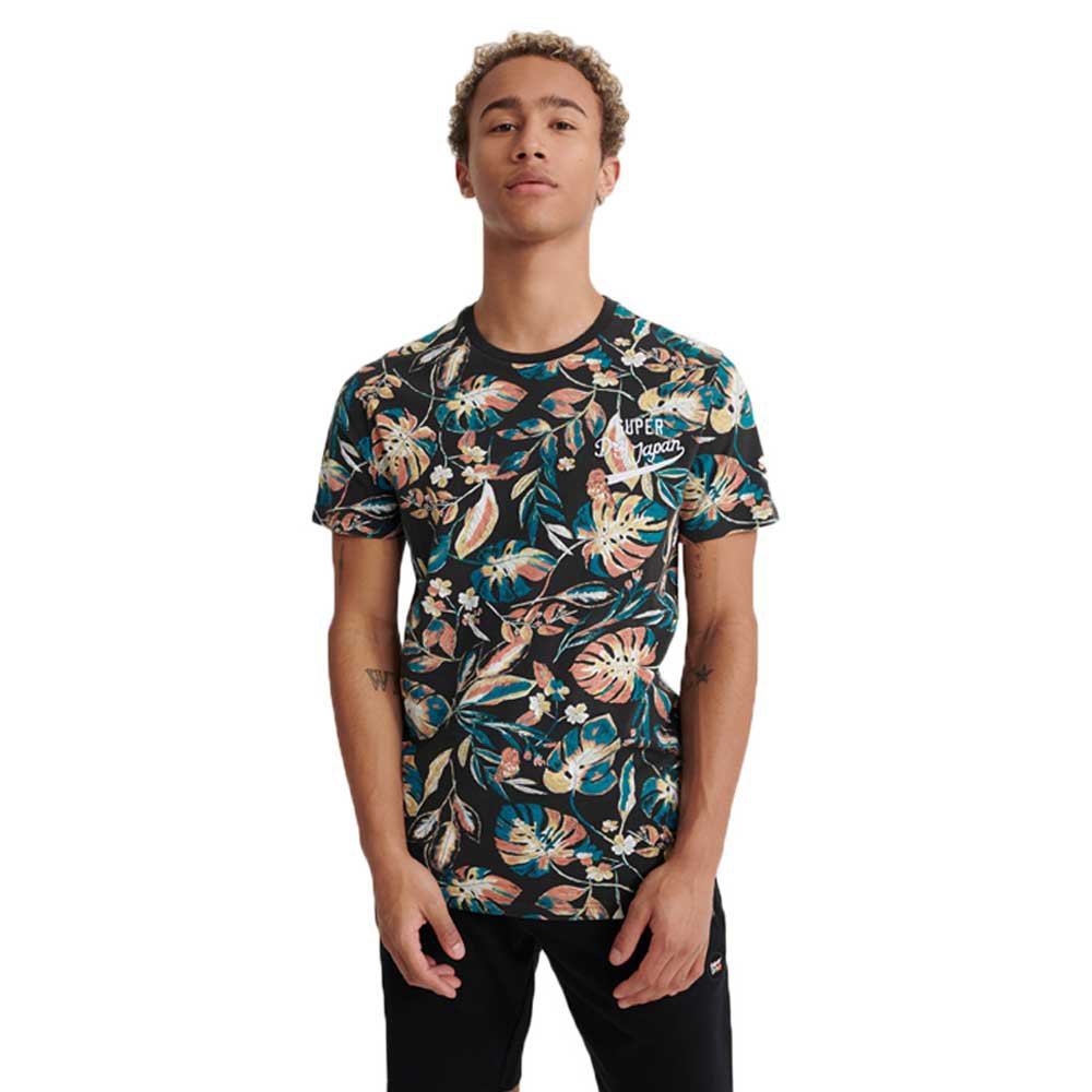 Superdry All Over Print Supply XS Black All Over Print