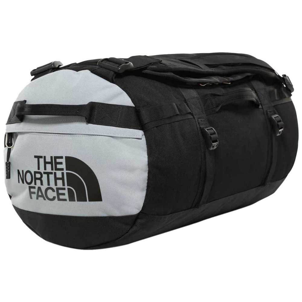 The North Face Gilman Duffel S One Size TNF Black / Mid Grey