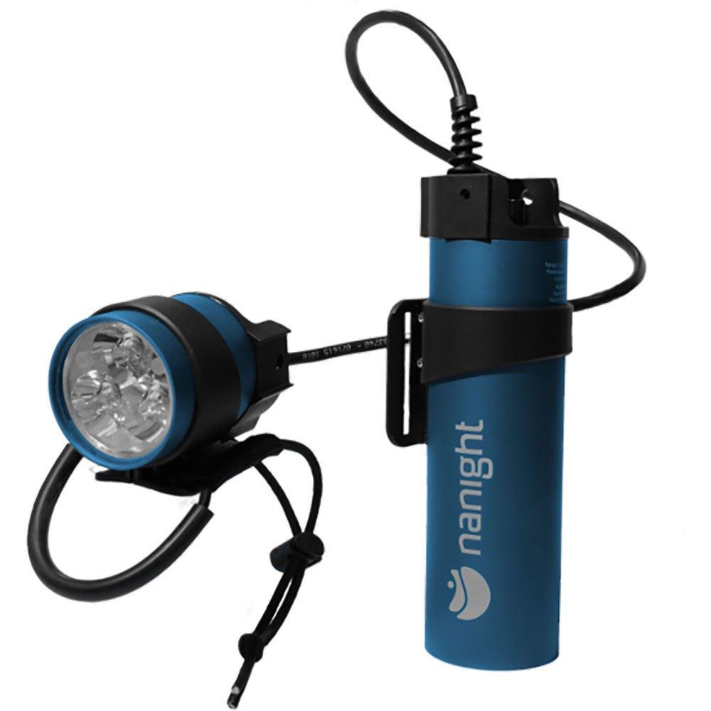 Nanight Tech 2 Ladeanschluss 4000 Lumens Blue Beleuchtung Tech 2 Ladeanschluss