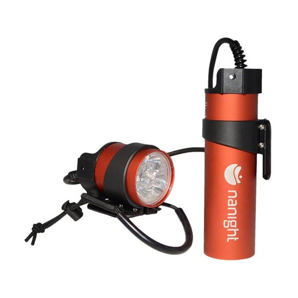 Nanight Tech 2 Ladeanschluss 4000 Lumens Red Beleuchtung Tech 2 Ladeanschluss