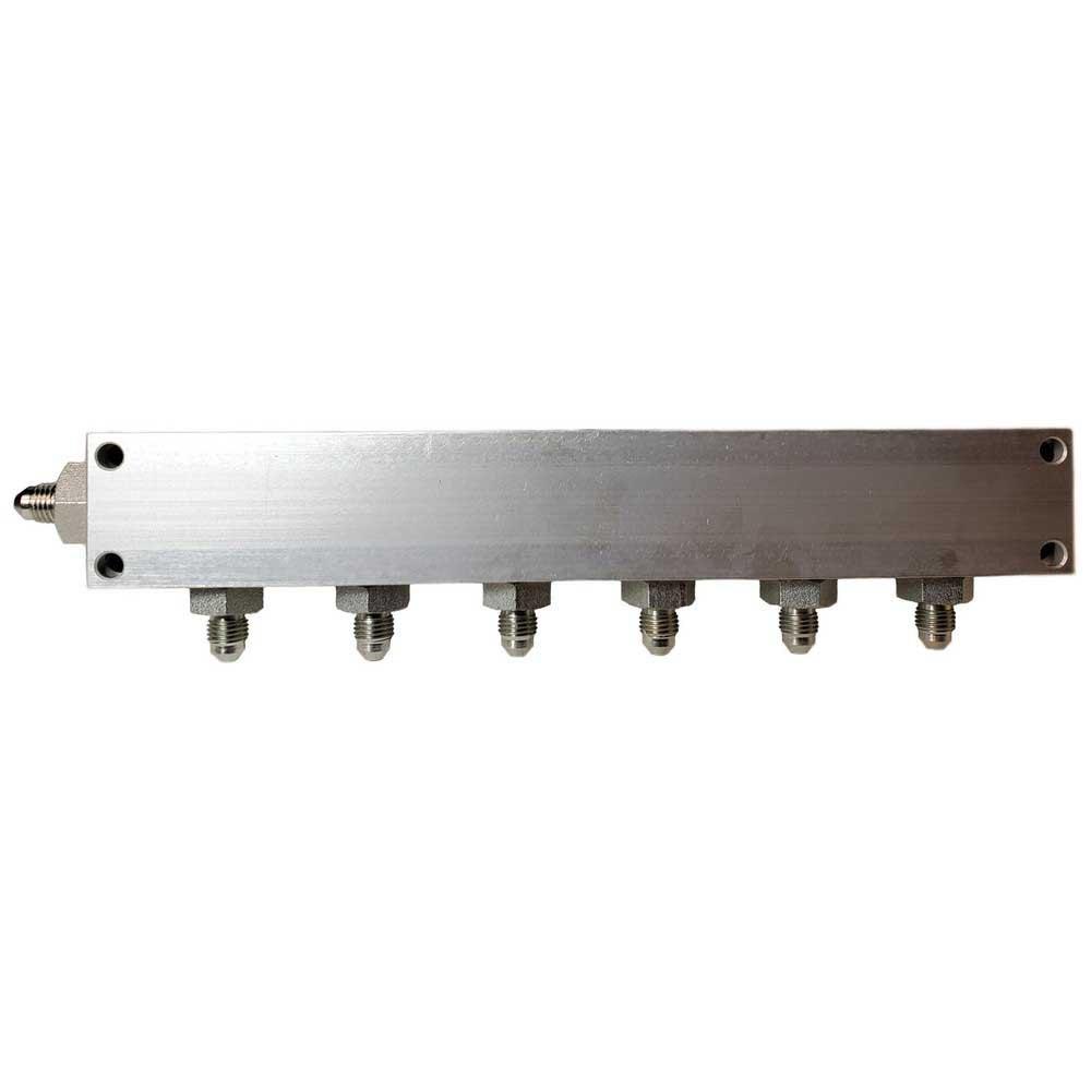 Zubehör und Ersatzteile Manifold Block Coltri Inlet 6 Outlets
