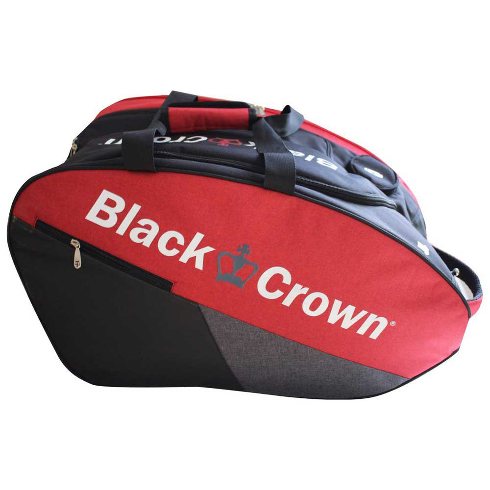 Black Crown Calm One Size Black / Red