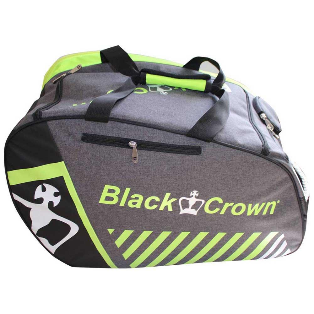 Black Crown Work One Size Black / Grey / Lime